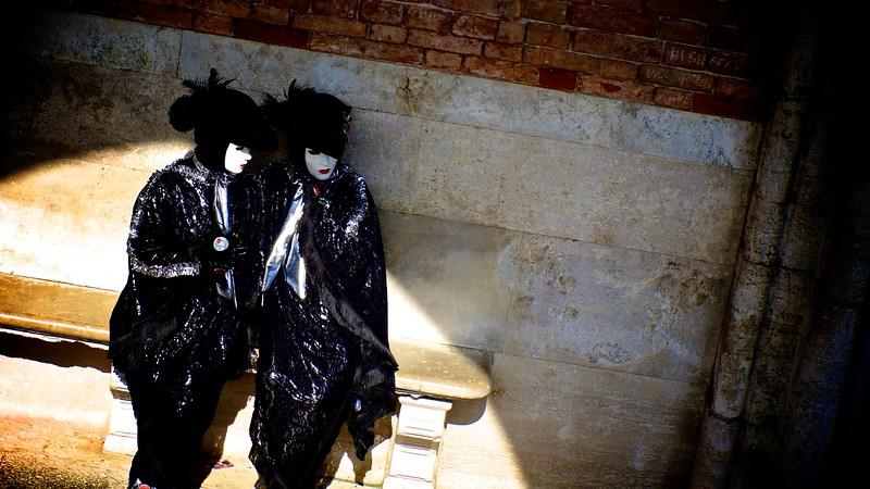 Venetian Mimes