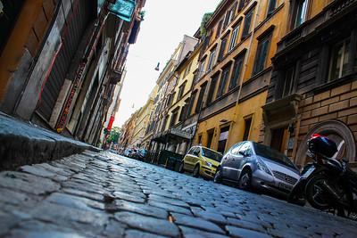 Rome: Streetscape
