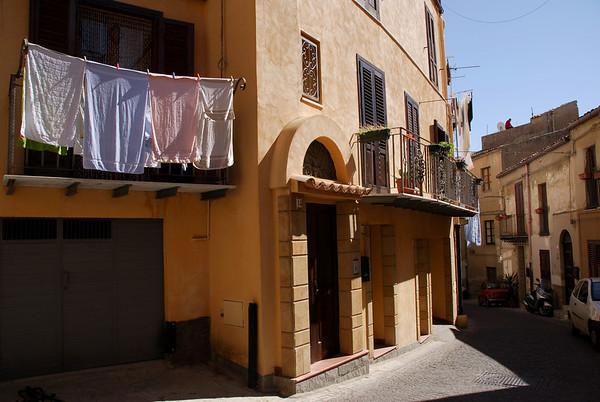 Agrigento, Sicily Street