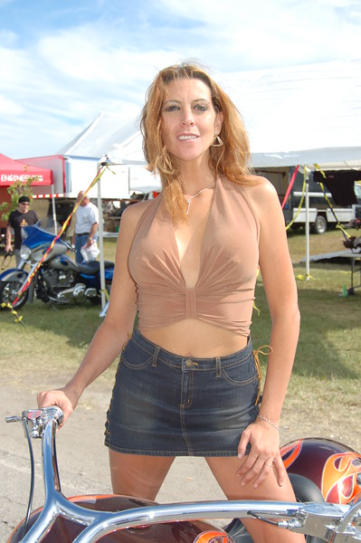 J. Michelle Jamison - DelMarVa Bike Week - September 16, 2007 - Nikon D50 - Mark Teicher