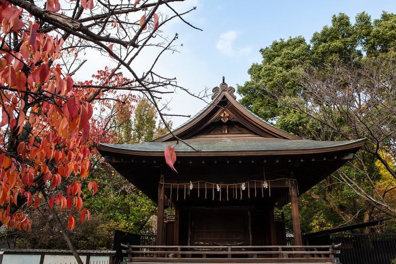 TOKYO. UENO PARK (UENOKOEN). TOSHOGU SHRINE.