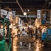 TOKYO. CHUO. TSUKIJI FISH MARKET.
