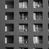 KYOTO. APARTMENT BUILDING.