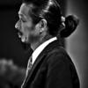 OLD JAPANESE MAN. KAMAKURA. TOKYO.
