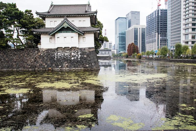 TOKYO. CHIYODA. KOKYO (IMPERIAL PALACE).