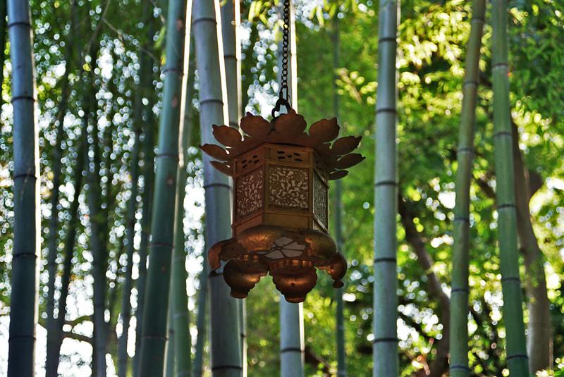 OLD LAMP. KAMARAKURA.