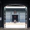TOKYO. YUSHIMA. SEIDO [YUSHIMA SACRED HALL]. SHRINE.