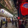 KYOTO. GION. EVENING. MINAMIZA THEATRE. [3].