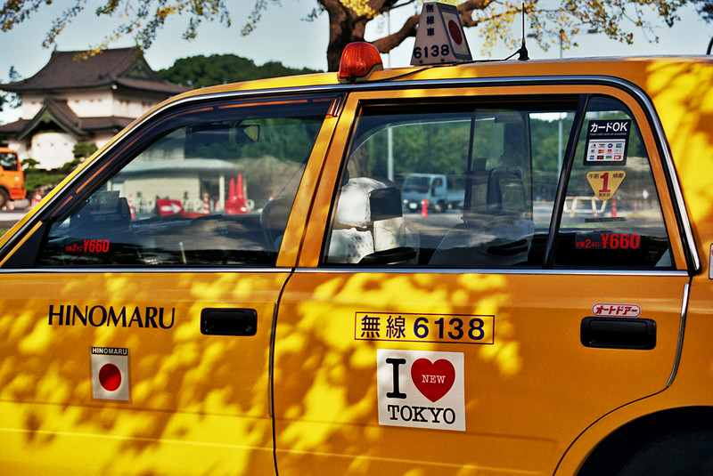 TOKYO CAB.