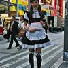 HARAJUKU GIRL. TOKYO.