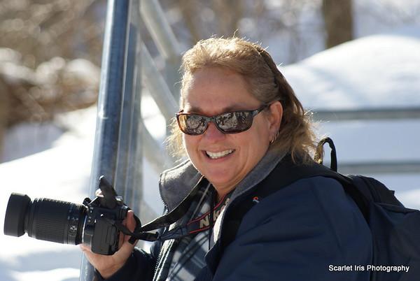 Jill-Field Shoot- Brandy Wine Falls.  <br /> <br /> Photo by: Scarlet Iris Photography- Mary Adams.
