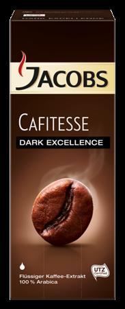 257899  DE Cafitesse Jacobs Dark Excellence UTZ 1,25L