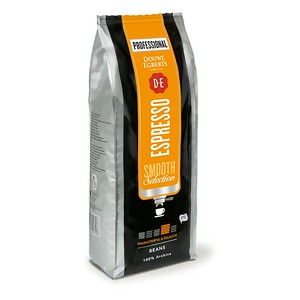 255399 DE 1kg Espresse Smooth Select UTZ kohviuba