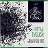 2500099	Pickwick Slow Tea ROYAL ENGLISH (Black Tea) 25X3G
