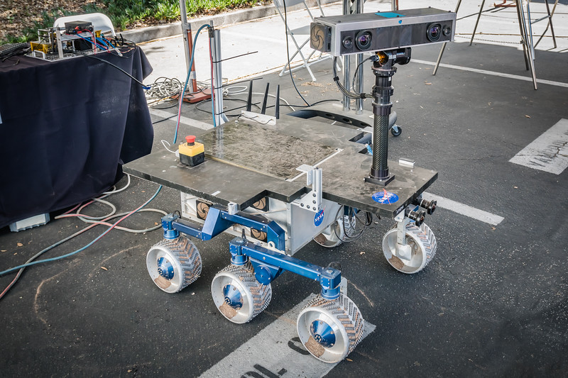 FIDO Rover (Field Integrated Design and Operations)