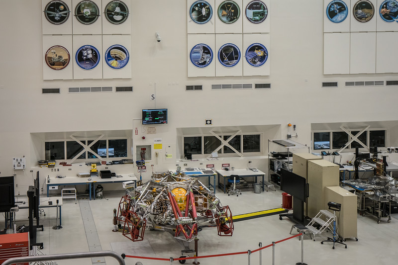 Mars 2020 Descent Stage
