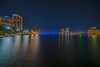 Downtown Jacksonville night
