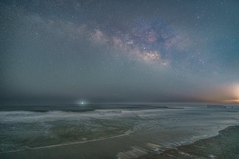 Milky Universe