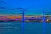 Blue Bridge Sunset