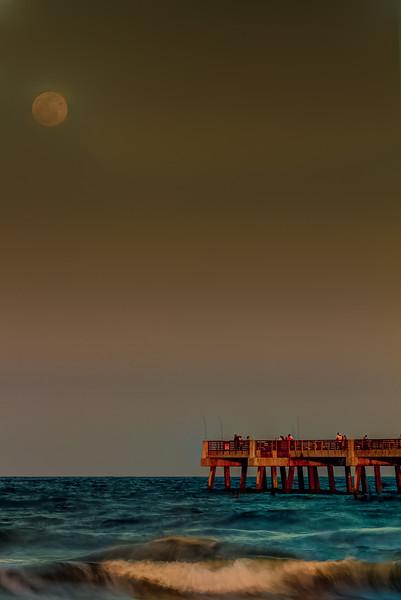 Fishing Moon Sign