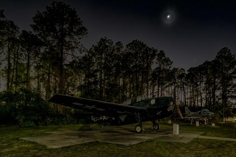Night of Planes