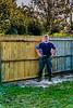 BackYard Fence Workout