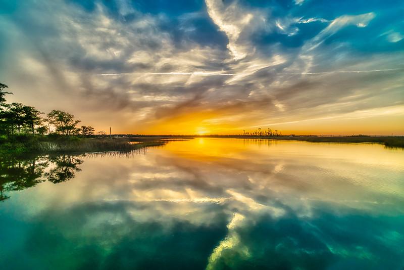 Mother Natures Sunset Kiss