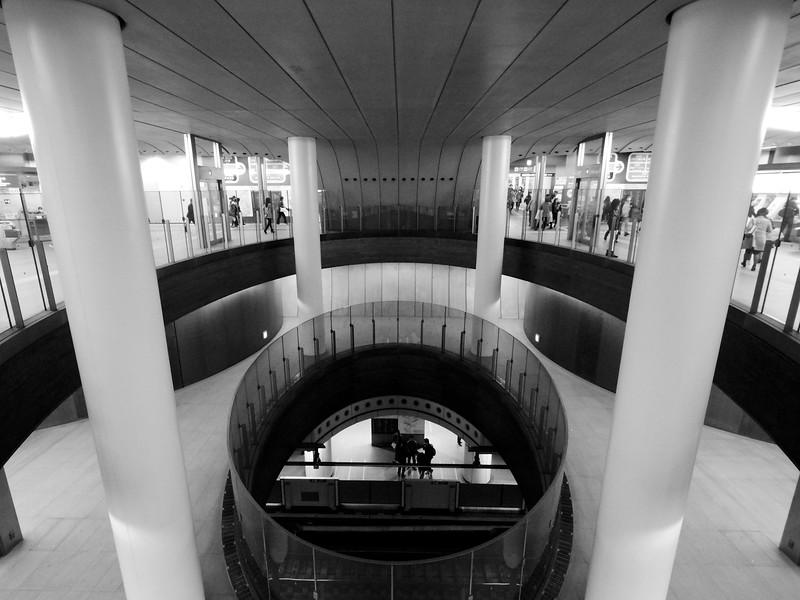 Circular Station, Shibuya - Tokyo, Japan