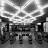 Geometric Lights, Shibuya Station - Tokyo, Japan