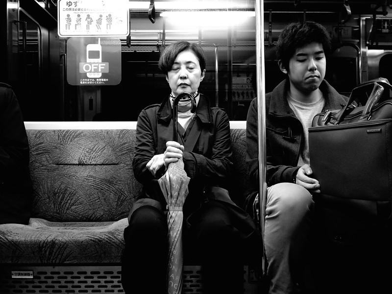 Resting - Yokohama, Japan