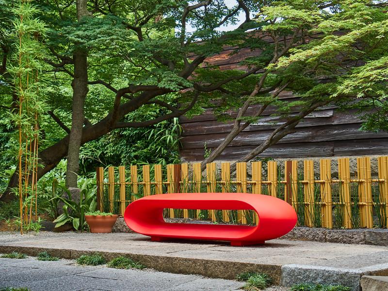 Red Bench - Kurashiki, Japan