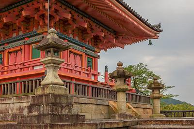 Kiyomizu-dera Temple Complex