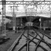 Crisscross Tracks, Keihan Train - Hirakata, Japan