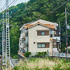 Houses by the Tracks - Osaka, Japan