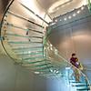 Spiral Staircase, Shinsaibashi Apple Store - Osaka, Japan