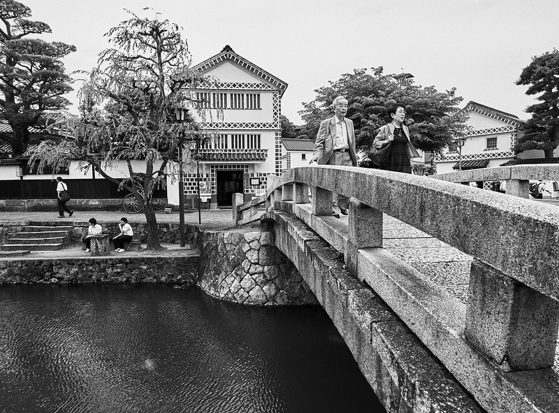 Senior Couple - Kurashiki, Japan