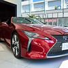 Lexus LC 500h - Yokohama, Japan