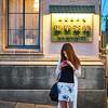 Checking Status - Kyoto, Japan