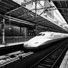 Shinkansen, Shin-Yokohama Station - Yokohama, Japan
