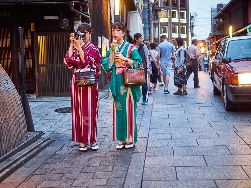 Tourist Photographer - Kyoto, Japan