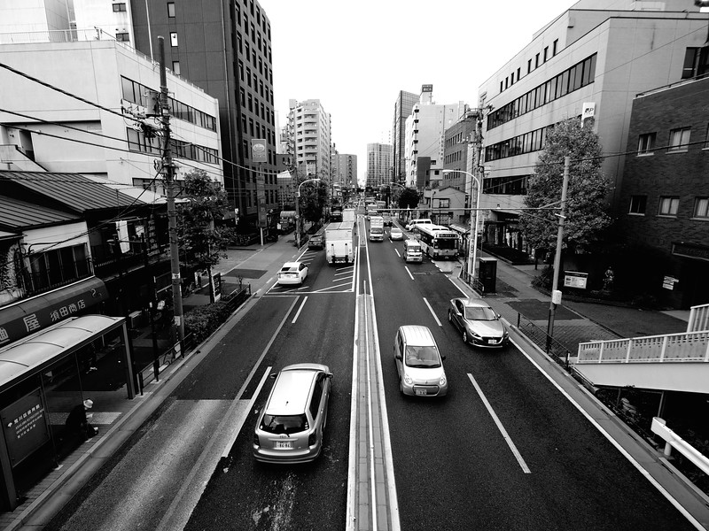 Non-descript Neighborhood - Tokyo, Japan