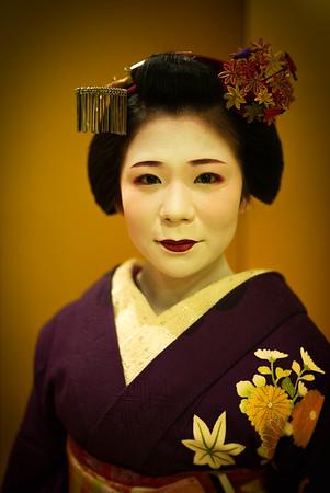 The Maiko (Kyoto, Japan)