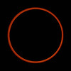 The Ring of Fire during the May 20th, 2012 Solar Annularity. Photo by Jared Rogers