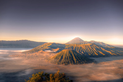 Bromo at Sunrise