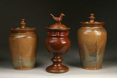 Loghouse Pottery - Jeff Dietrich
