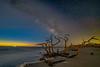 Galactic Equator Night to Day