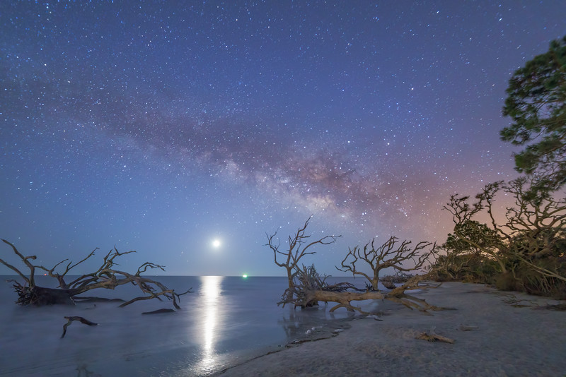 What the Milky Way will Look Like in 2021, Harder to Find