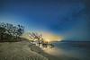 St. Simons Island as a Lightbox