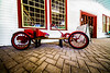 1910 Electric Auto Red Bug Flyer