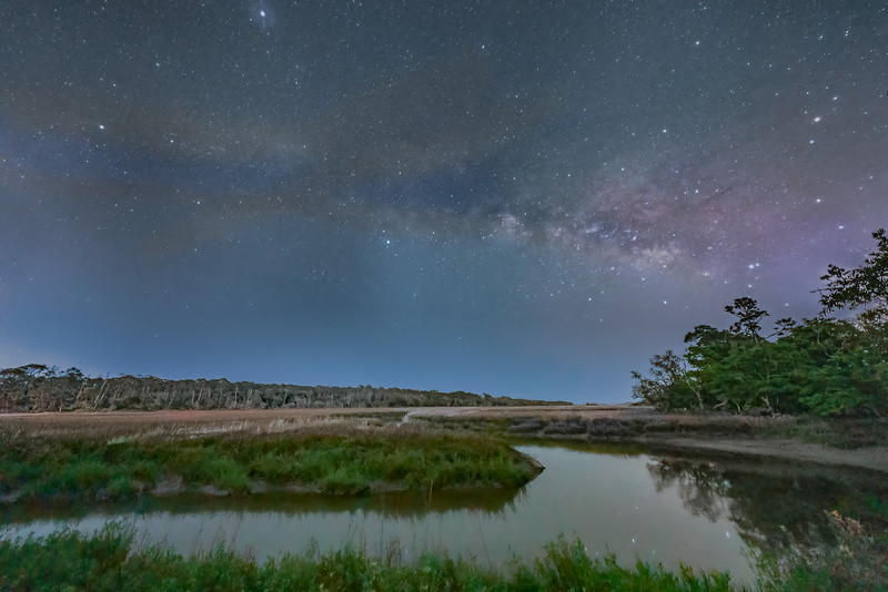 Marsh Universe